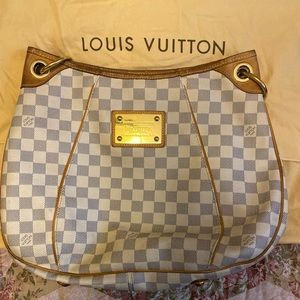 100%Authentic Louis Vuitton Galliera Handbag